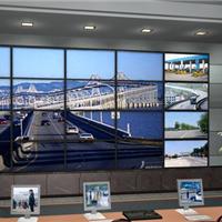 供应智慧城市拼接无限可能-西安46寸55寸液晶拼接屏