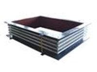 供应JJU型金属矩型波纹补偿器/膨胀节