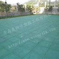 供应健身器材橡胶地板-青岛幼儿园安全垫子-橡胶地板垫