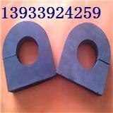 供应通辽塑料排架安装橡塑木托优质生产厂家