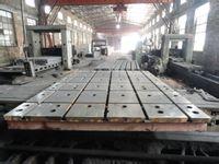 划线平板用于检查零件的尺寸精度并作出准确划线