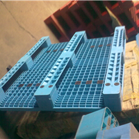 供应1111网格川字塑料托盘义乌金华塑料托盘上饶黄山塑料托盘