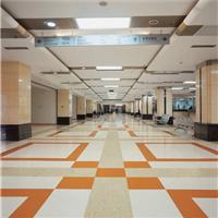 供应常州游乐场所PVC地板施工