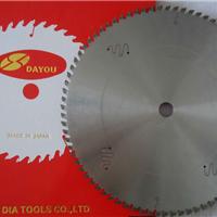 供应铝型材切割专用合金锯片
