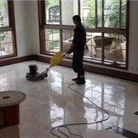 提供水磨石地板翻新晶面处理(专业施工)