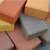 透水砖 无锡砖立方建材