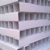 供应天津PVC方管/矩形管