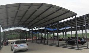 活动房厂家长期加工优质的彩钢棚活动房-zrcgc.com