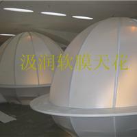 济南大型商场软膜天花吊顶洗浴中心吊顶2