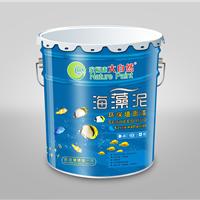 大自然漆新品上市海藻泥墙面漆环保涂料品牌