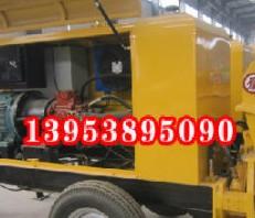 矿用混凝土输送泵通过煤安认证