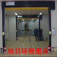 供应无锡彩绘自动卷帘门安装厂家