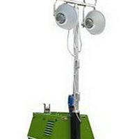 陕西拖拉式移动照明灯塔_拖车照明灯塔_武汉珧明照明电器公司