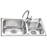 厨房水槽PW0801,荣事达品冠之家卫浴五金
