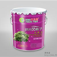 供应家福康大自然纳米乳胶漆油漆加盟