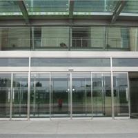 厂家生产定制碎玻璃自动感应门 自动平移门