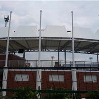 供应南京实验小学棒球馆景观索拉膜