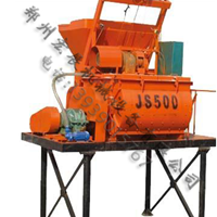 供应JDC500混凝土搅拌机
