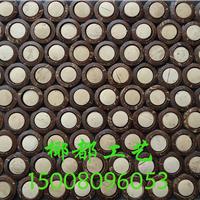 椰壳圆形拼花板