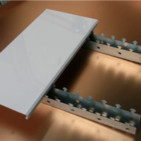 西蒙金属吊顶 条形板