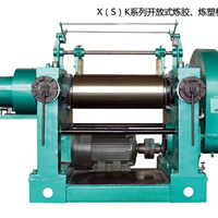 X(S)K-360开炼机