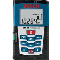 供应BOSCH博世DLE70激光测距仪70米室内激光测距仪