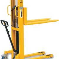厂家批发鑫力XLSG脚踏式液压堆高机升高1600mm