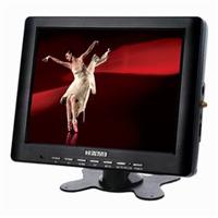 供应哈咪8寸工业级高清安防专用液晶显示器