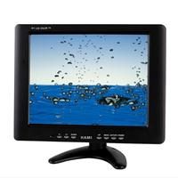 供应哈咪12寸工业级高清安防专用液晶显示器