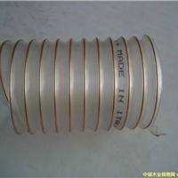 供应耐磨钢丝伸缩吸尘软管