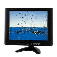 供应哈咪10.4寸工业级高清可翻转安防专用液晶显示器