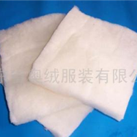 供应水洗棉花絮片,棉花童装填充棉