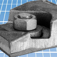 供应轨道夹9120压板总成甘特雷琳压轨器橡胶垫板