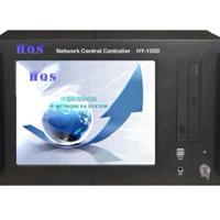 供应IP网络广播主机服务器 HY-1000