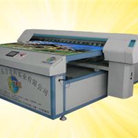 东方龙科万能平板打印机 喷绘机 数码印刷机招商加盟