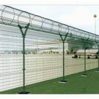 供应飞机场防护铁丝网
