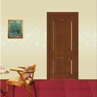 供应FS- 6307欧式奢华菲尚木门品牌套装门