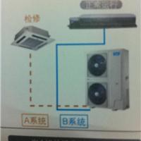 供应美的10P一拖二多联机中央空调