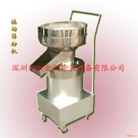 供应不锈钢电动筛粉机 振动筛粉机 涂装粉末筛粉机