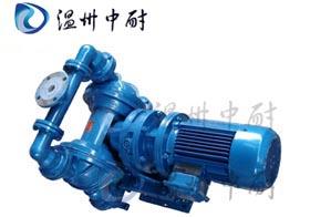 供应DBY-F型衬氟电动隔膜泵