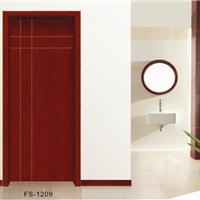 供应FS-1209现代时尚菲尚木门品牌套装
