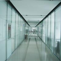 供应合肥玻璃隔断装修追求的通透感和开阔感