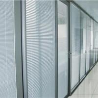 供应烟台高隔间室内玻璃隔断办公楼必备品