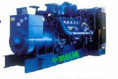 供应310-500kw华柴动力柴油发电机组