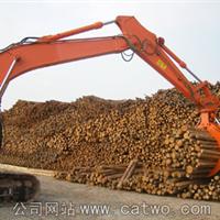 供应挖掘机抓木器