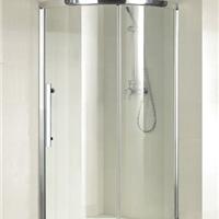 供应简易淋浴房玻璃隔断