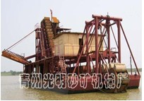 【厂家特价促销】青州挖沙水洗船-青州小型筛沙机-光明沙矿
