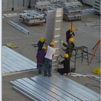 供应geto畅销高端建筑铝模板,免批荡,施工周期短