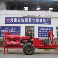 供应农田灌溉洗井机