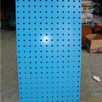 供应南山工具挂板 方孔挂板 百叶挂板生产